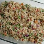 kalori nasi goreng kerabu