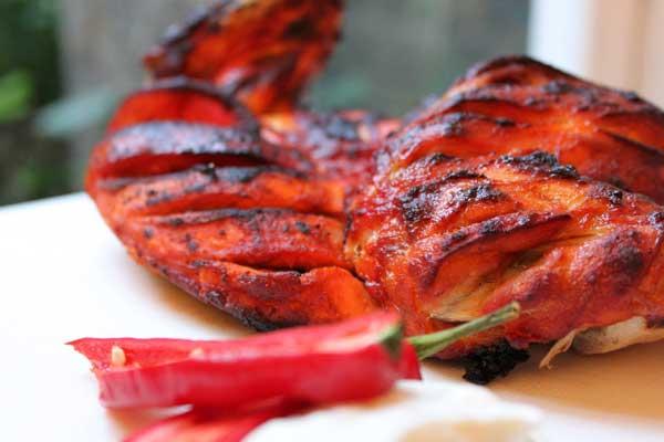 kalori ayam tandoori
