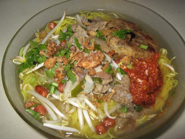 Erasco Indonesische Bihun Suppe