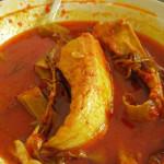 kalori asam pedas ikan pari