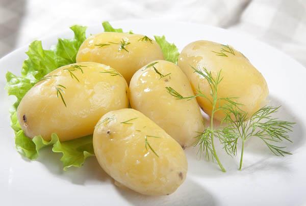 kalori kentang rebus