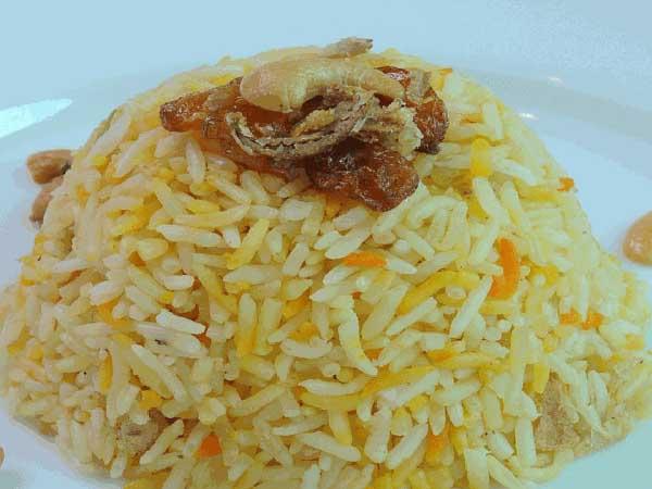 kalori nasi beriani