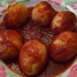 kalori telur sambal