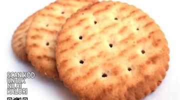 kalori biskut